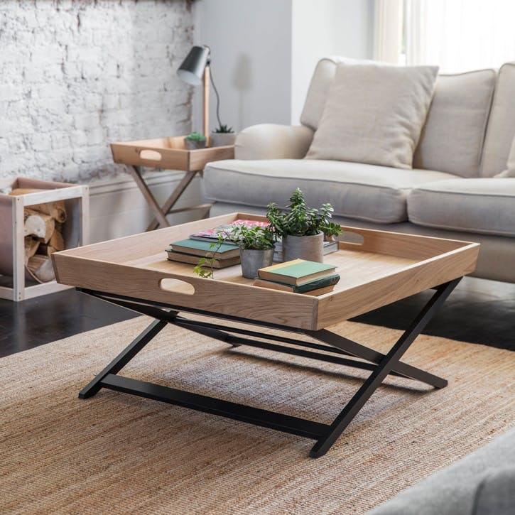 Butlers Coffee Table Square