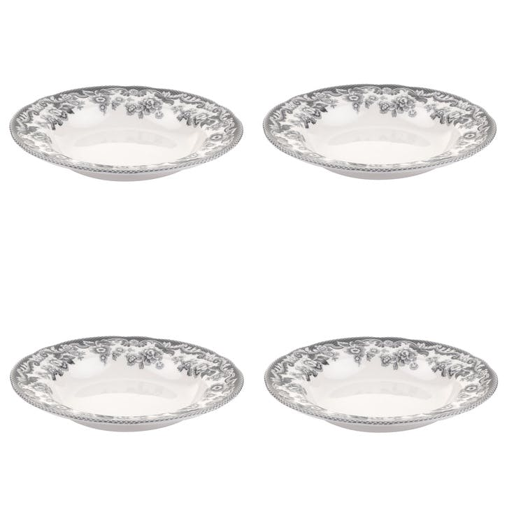 Delamere Rural Soup Plates, Set of 4