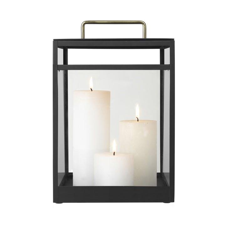Pure Nordic Lantern, Extra Large, Black