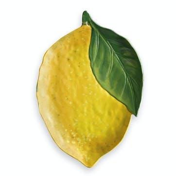 Lemon Fresh Lemon Serving Platter
