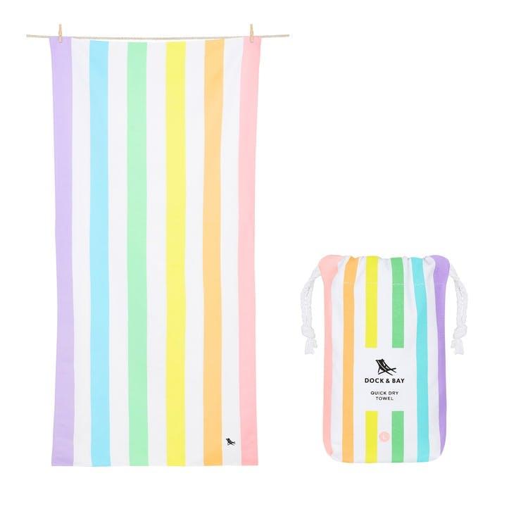 Summer Beach Towel; Unicorn; Extra Large