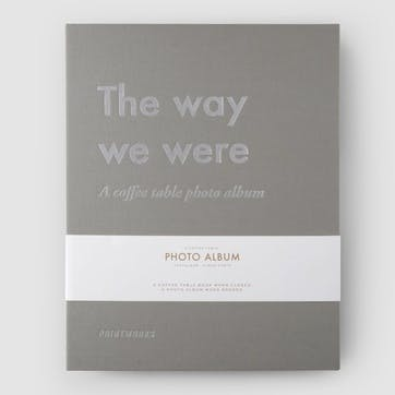 The Way We Were, Photo Album