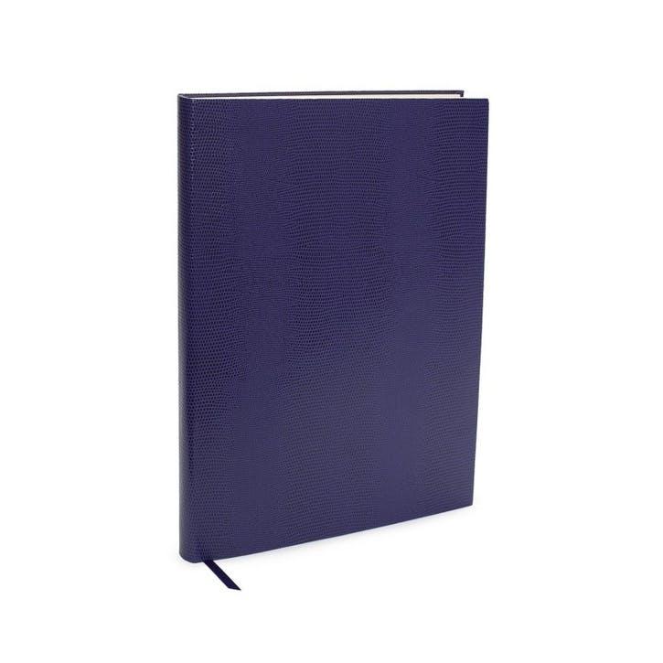 Jubilee Faux-Leather Medium Plain Journal, Amethyst