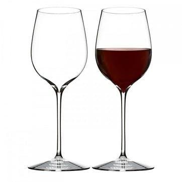 Elegance Crystal Pinot Noir Glass, Set of 2