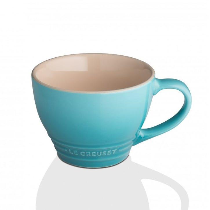 Stoneware Grand Mug - 400ml; Teal