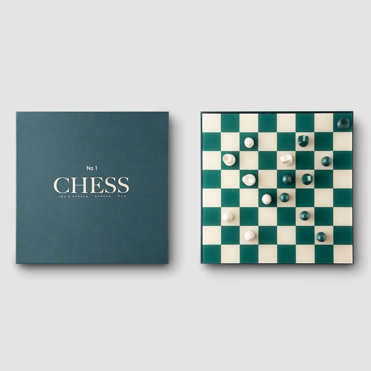 Chess, Classic Board Game