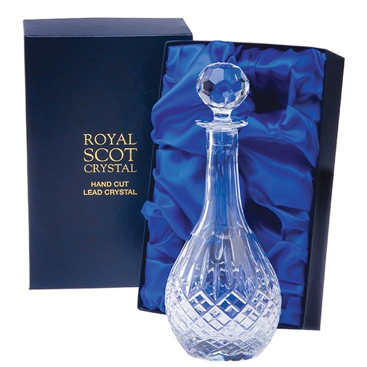 London Crystal Wine Decanter