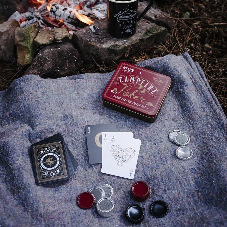 Campfire Poker Card Game