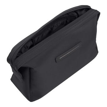Koenji, Medium Wash Bag, H23 X W8 X D17cm, Graphite
