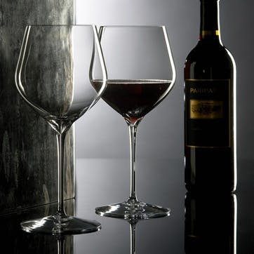 Elegance Crystal Cabernet Wine Glass, Set of 2