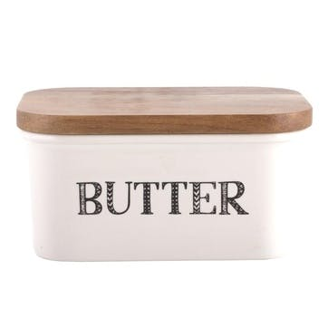 Stir It Up Butter Dish