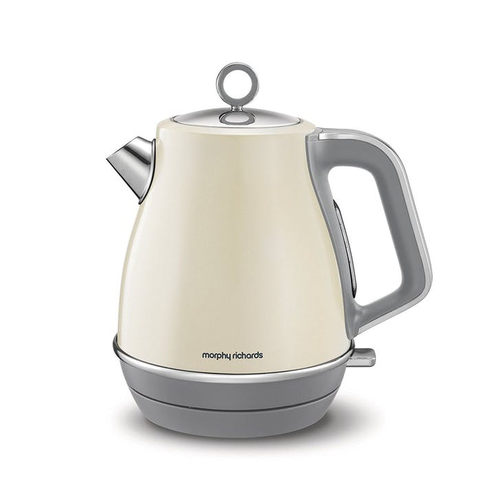Evoke Jug Kettle; Cream