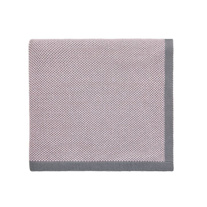 Caudalie Throw, Dusky Pink