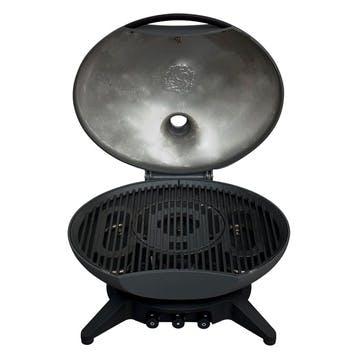 Forno Grande Gas Grill, Black