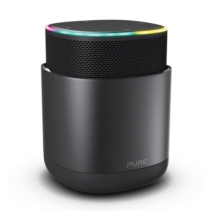 DiscovR Smart Speaker, Graphite