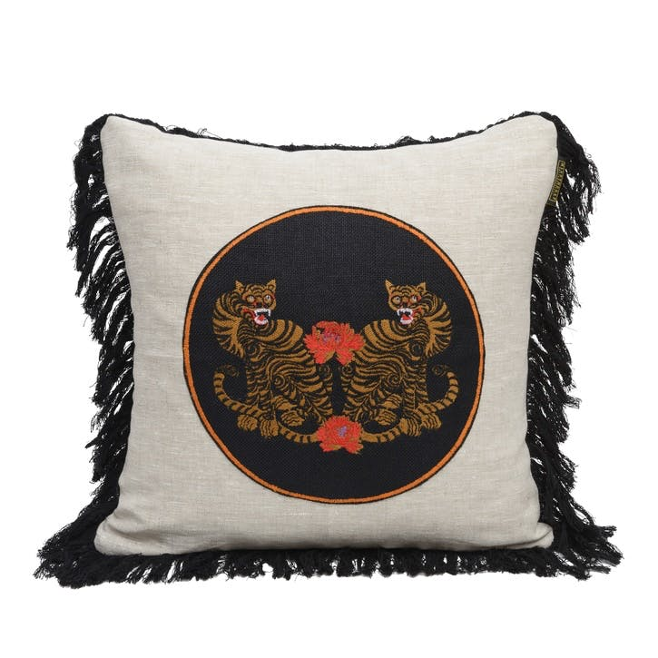 Bengal Tigers Cushion