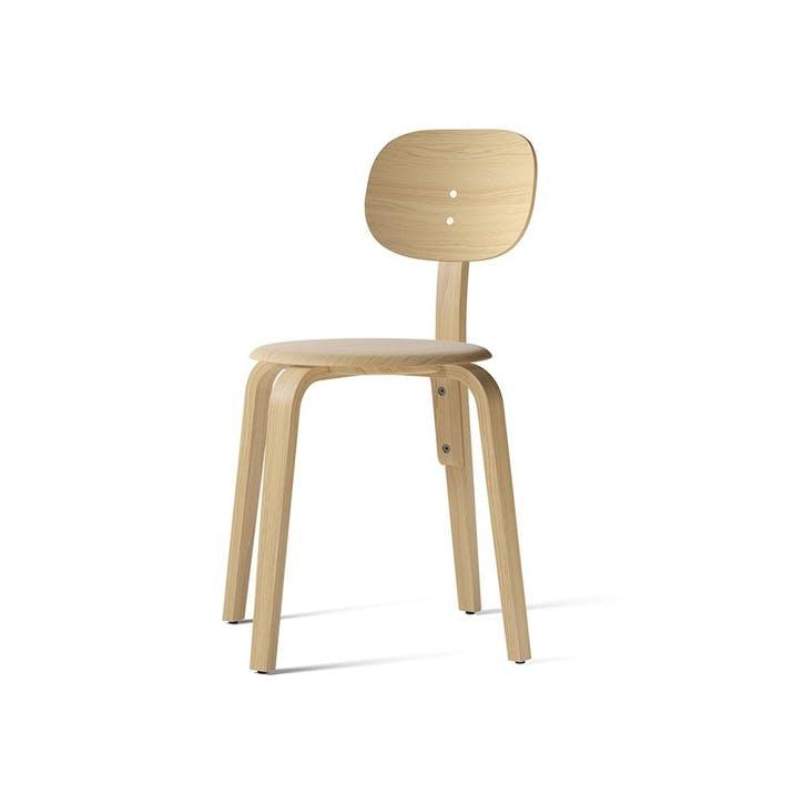 Afteroom, Dining Chair, H82 x W57 x D59cm, Oak
