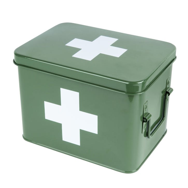 Medicine Storage Box, Small