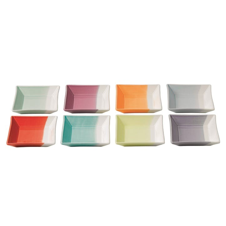 1815 Brights Square Serving Tray, Set of 8