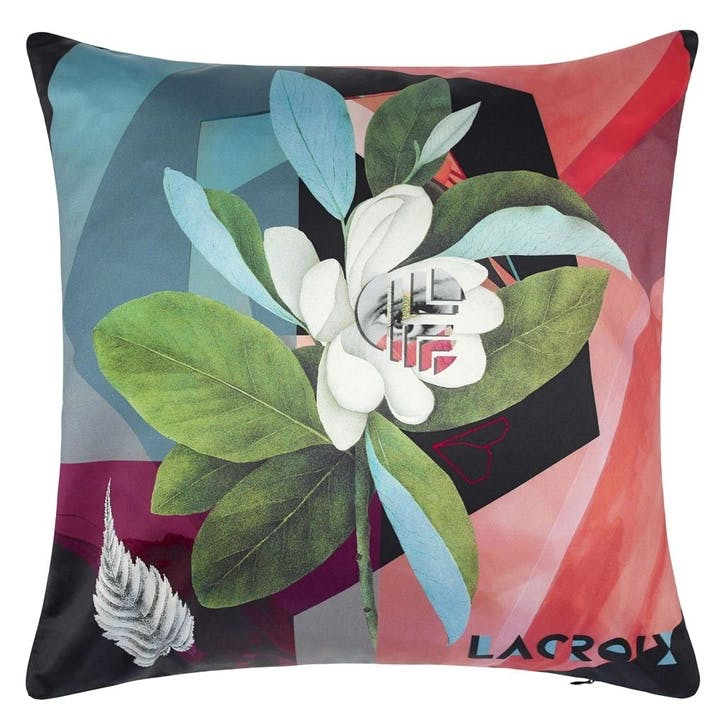 Cubic Orchid Multicolore Cushion