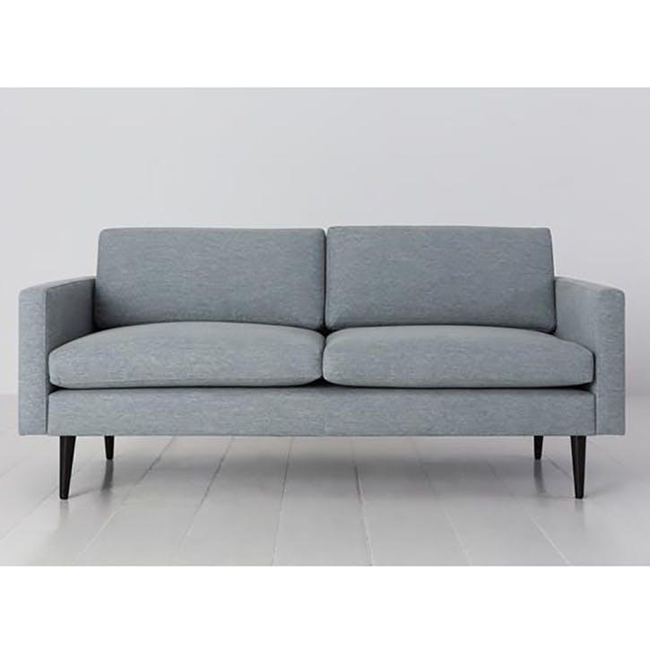 2 Seater Sofa, Model 01, Seaglass