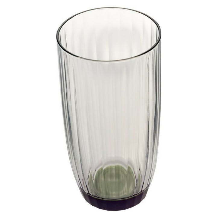Artesano Original Highball, Set of 4; Green