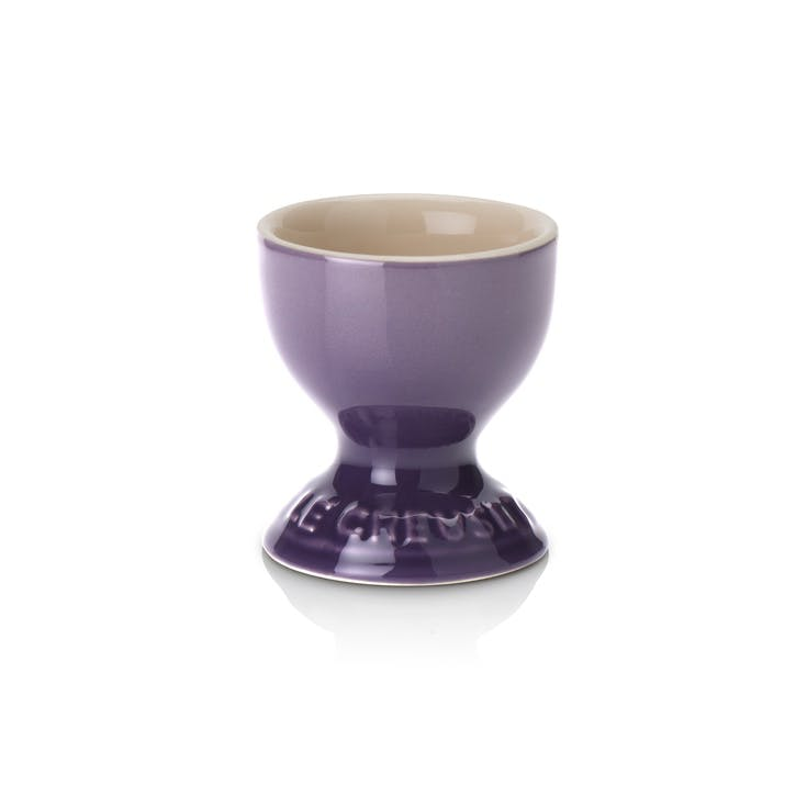 Stoneware Egg Cup; Ultra Violet