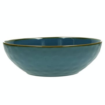 Concerto Salad Bowl, Blue