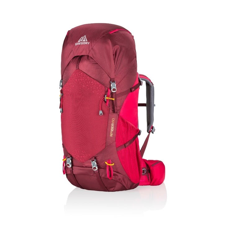 Amber Women's Backpacking Backpack, 60 Litres