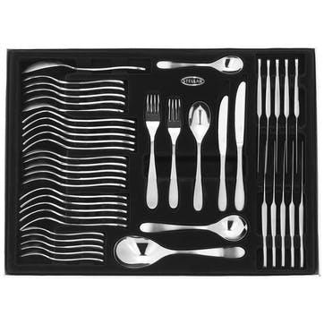 Salisbury Cutlery Set, 44 Piece