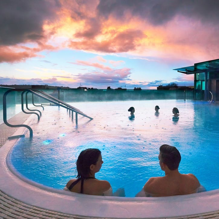 Voucher for two-night midweek twilight spa minimoon in your own Bath Boutique Stays property