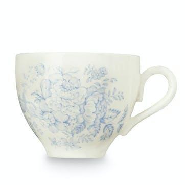 Asiatic Pheasants Teacup, 187ml, Blue