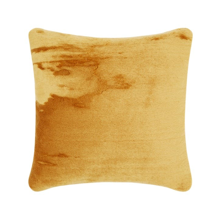 Soft Cushion, Ochre
