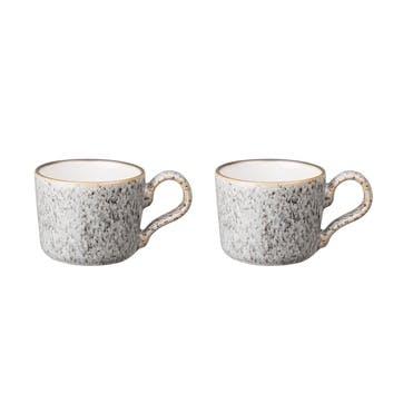 Studio Grey Brew Espresso Cup, Set Of 2