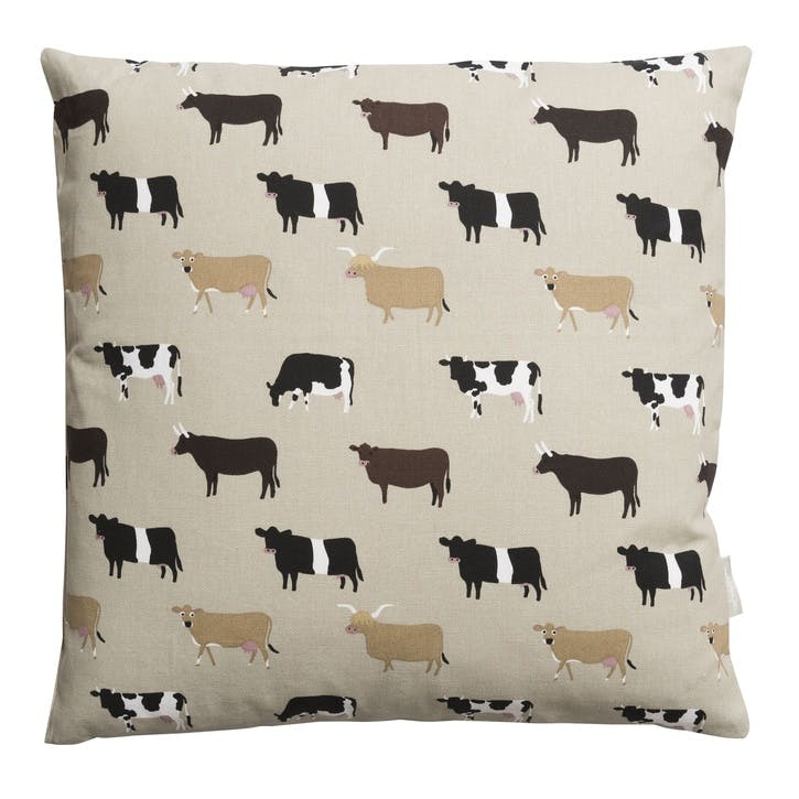 'Cows' Cushion