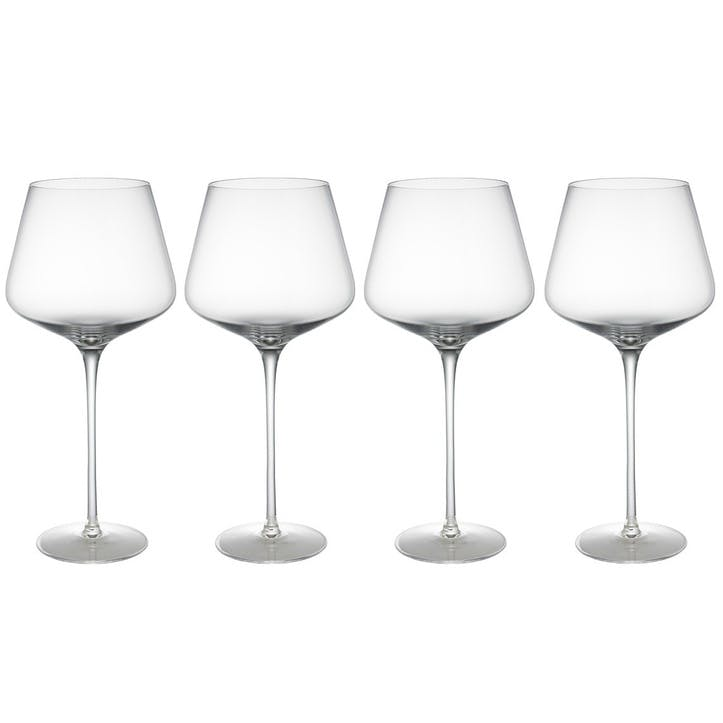 Hamburg Red Wine Glass, Set of 4