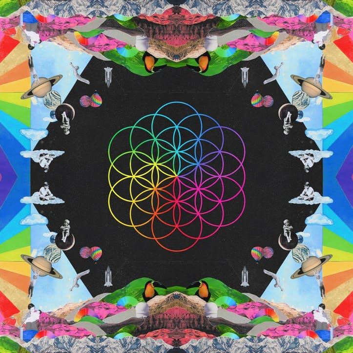"""Coldplay, A Head Full Of Dreams 12"""" Vinyl"""