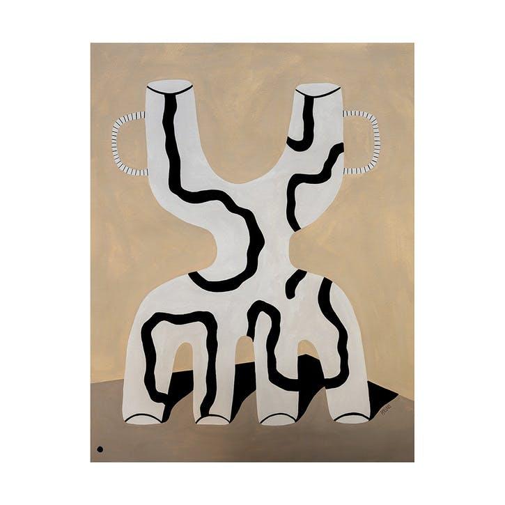 Veins 02 - Studio Paradissi Art Print D50cm x H70cm