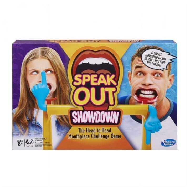 Speak Out Showdown
