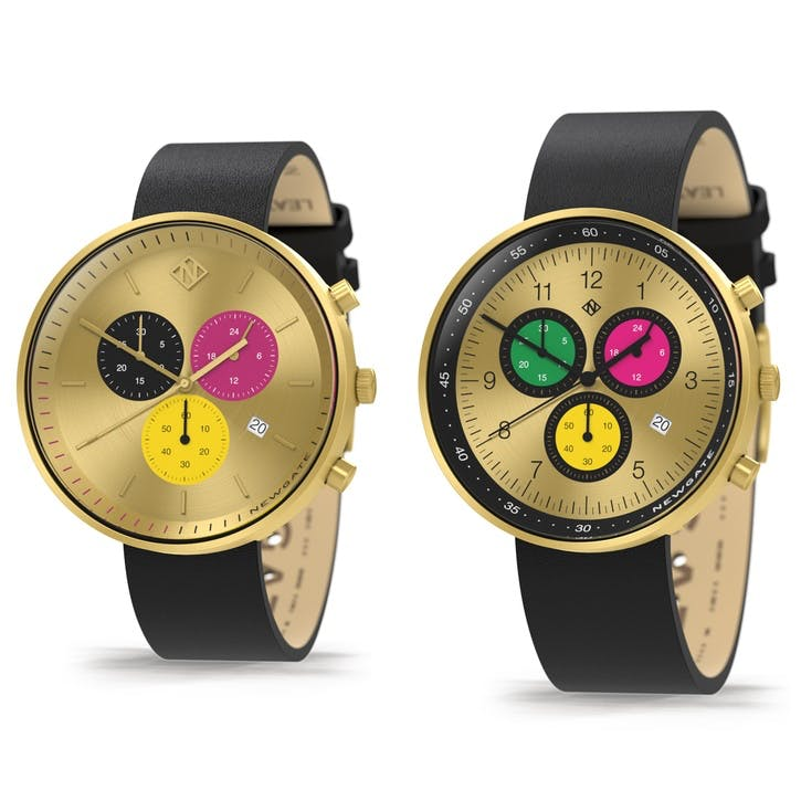 The G6S Honey and G6 Monte Carlo Watch Gift Set