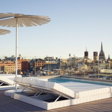 A voucher towards a stay at Yurbban Trafalgar Hotel for two, Barcelona, Spain