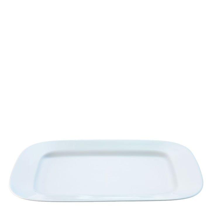 LSA Dine Rectangular Platter, 33cm