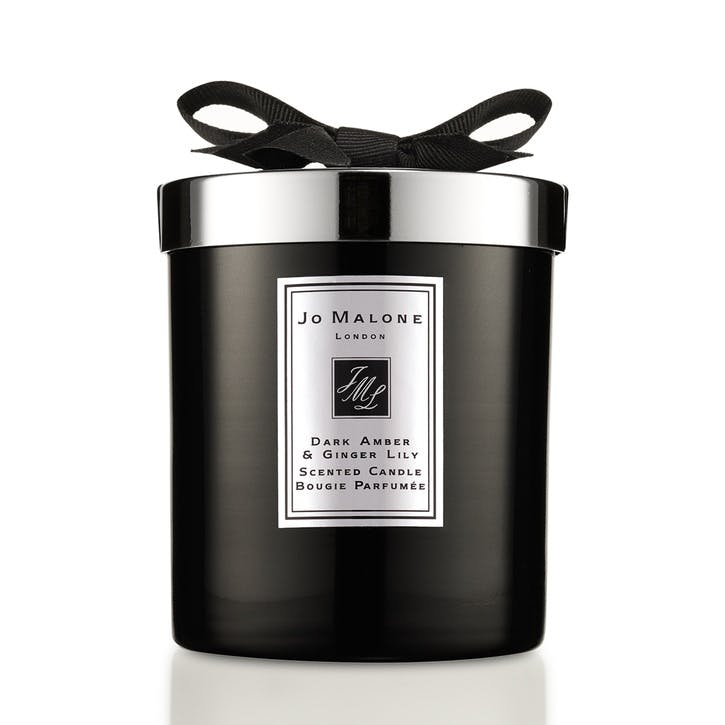Intense Home Candle Dark Amber & Ginger Lily