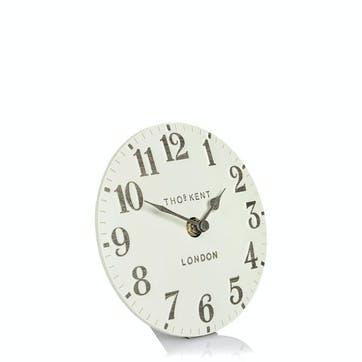 Arabic Mantel Clock, Limestone