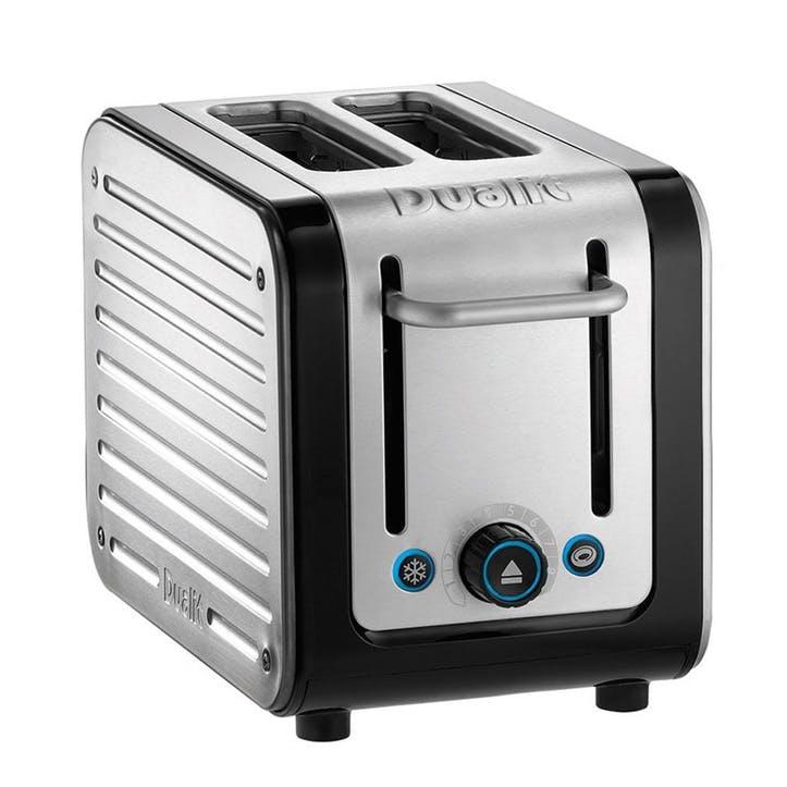 Architect Toaster 2 Slot; Brushed Steel