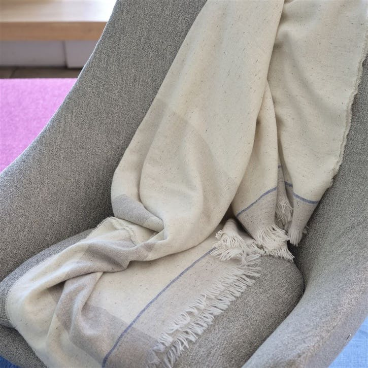 Burano Dove Throw