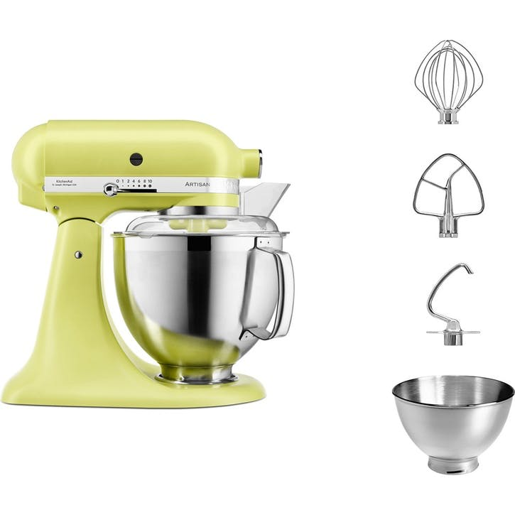 Artisan Tilt-Head Stand Mixer with FREE Glass Mixing Bowl, 4.8L, Kyoto Glow