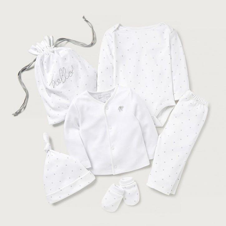 Hello Baby Gift Set, 0-3 Months