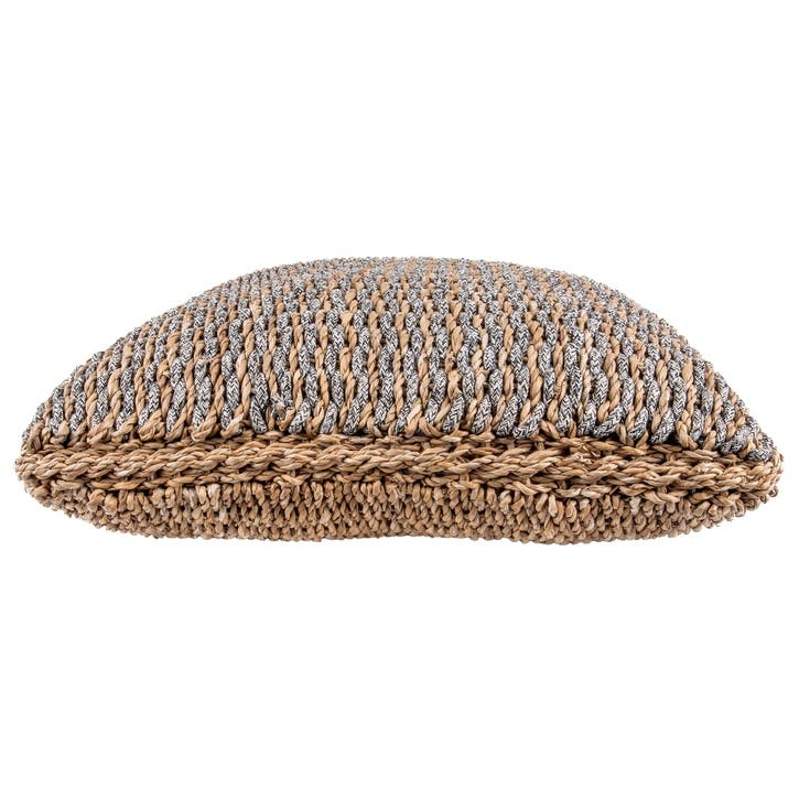 Sea Grass Floor Cushion, Medium