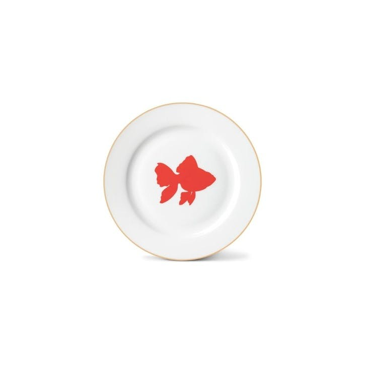 Goldfish Side Plate
